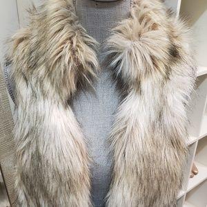 Loft Fux Fur Vest